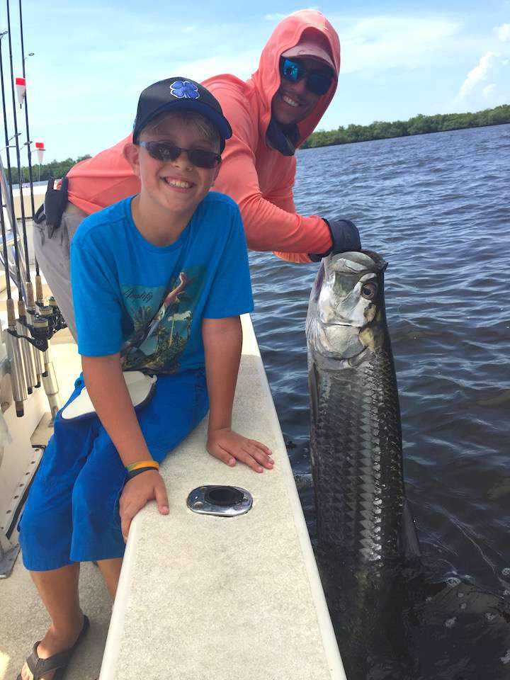 Fishing charters sanibel and ft myers florida captain noah for Fishing charter fort myers beach fl