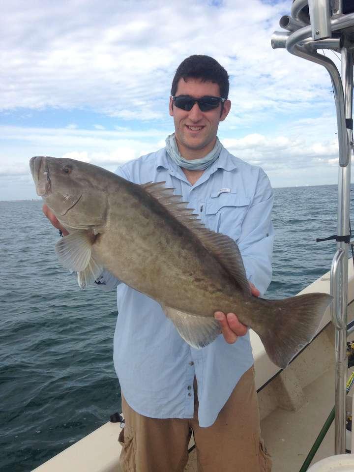 Captain noah sanibel fishing charters fort myers for Grouper fishing florida