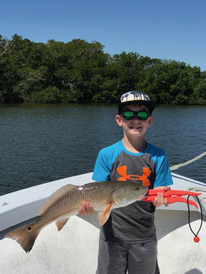 st Redfish Nice
